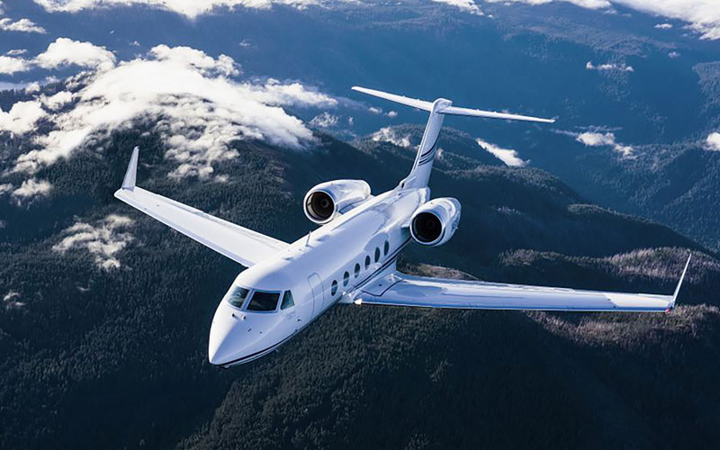 Gulfstream G450 Private Jet Charter, Hire Costs, and Rental