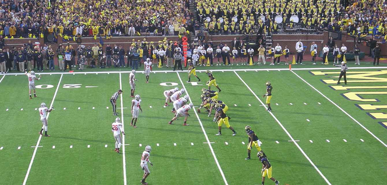 Ohio State Buckeyes - Michigan Wolverines Game