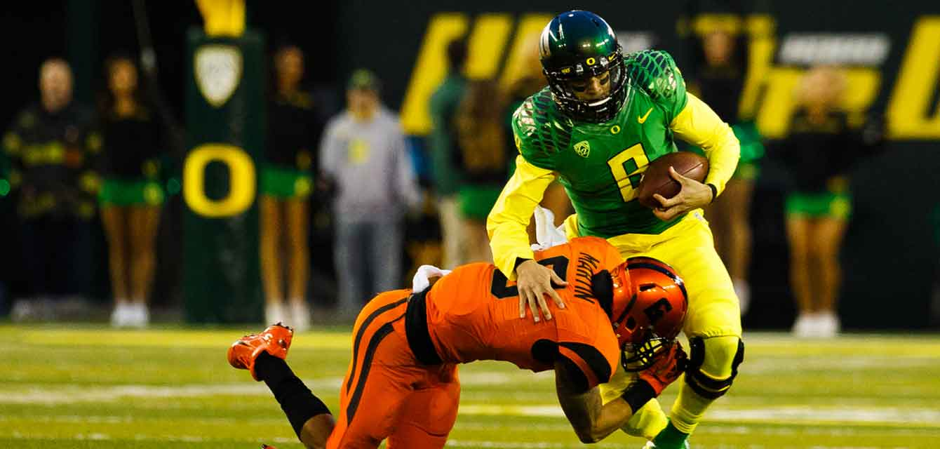 Oregon Ducks - Oregon State Beavers Game