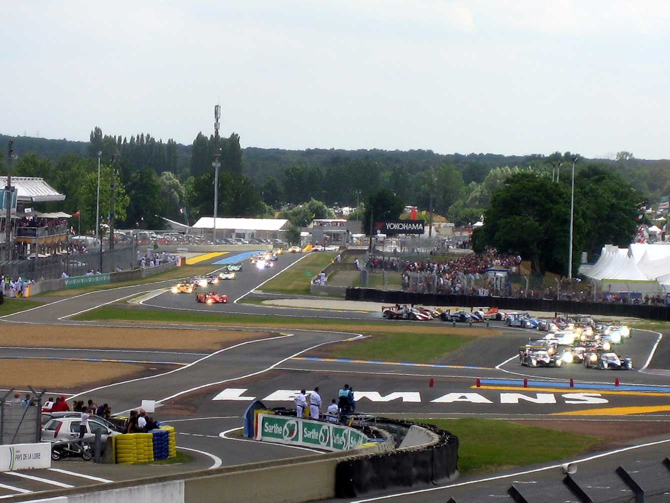 Le Mans 24 Hour Race
