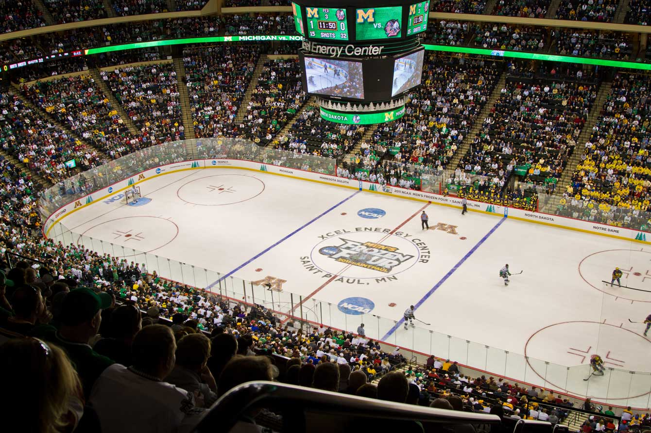 NCAA Hockey Championships