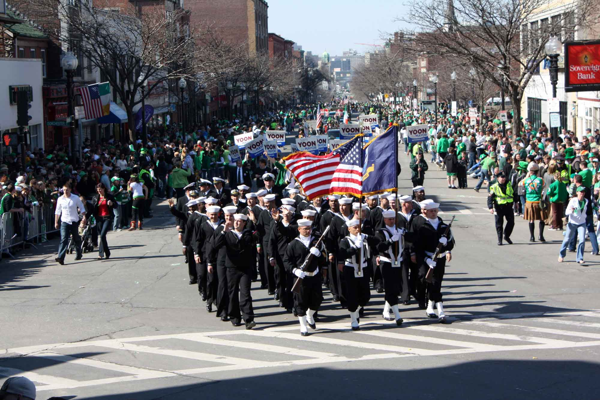 St. Patrick's Day - Boston