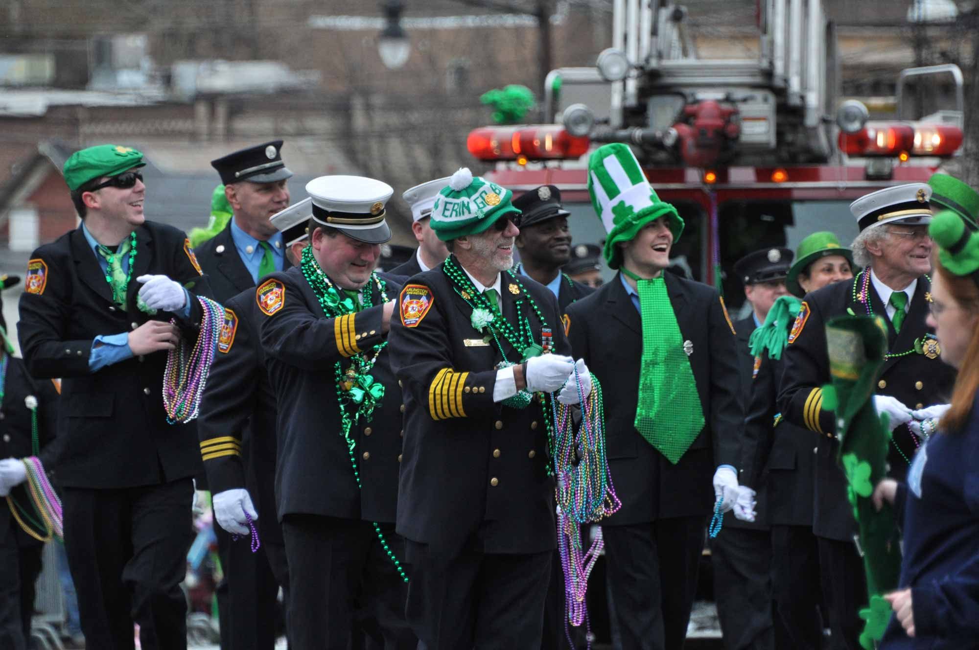 St. Patrick's Day - New York
