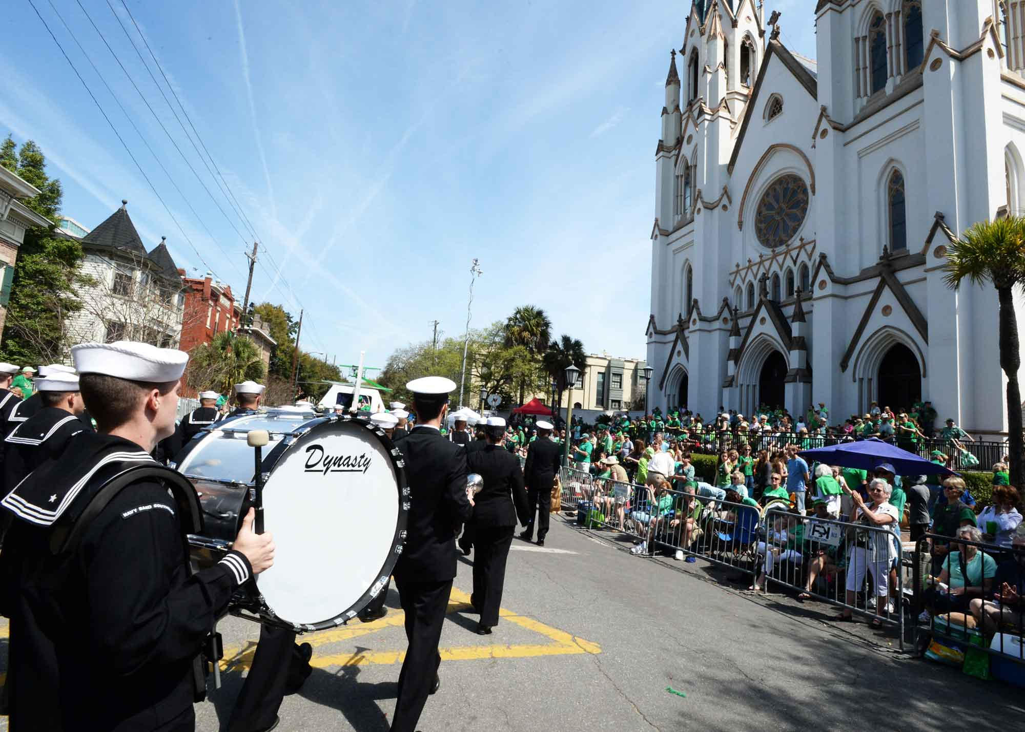 St. Patrick's Day - Savannah