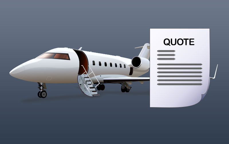 Private Jet Quoting System