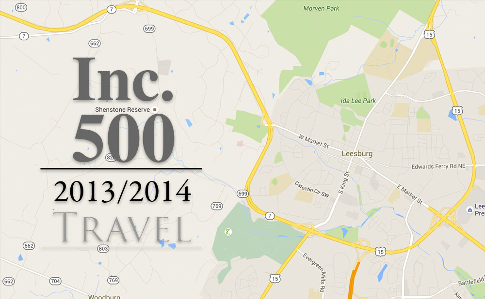 Three Leesburg businesses rank high in list of fastest growing companies