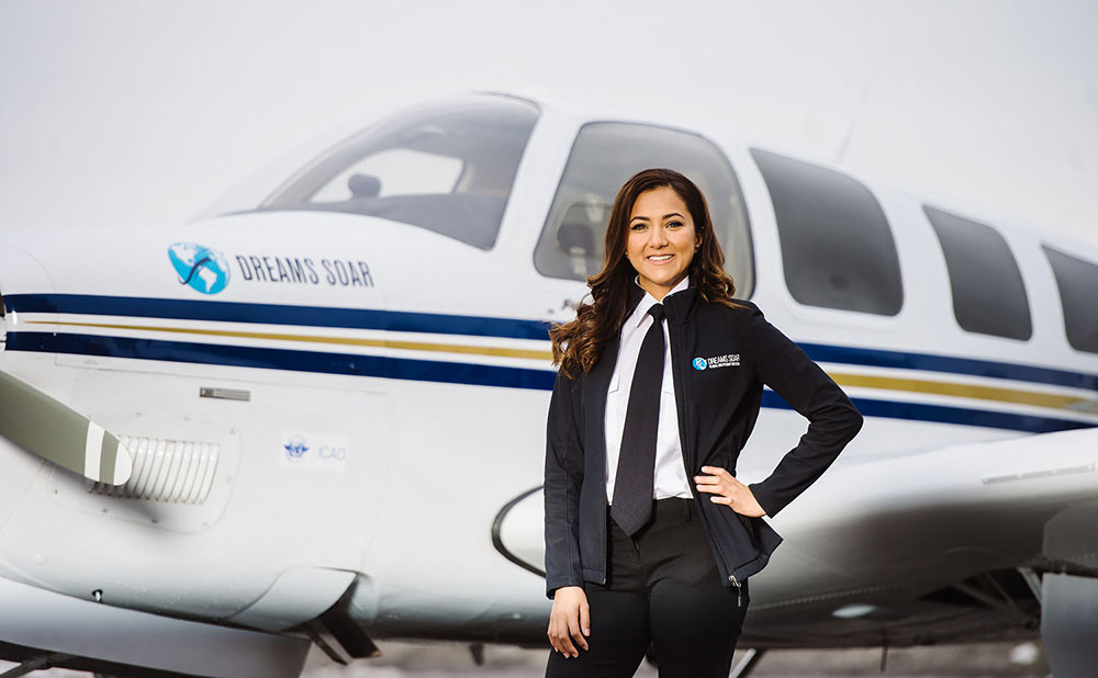 Paramount Business Jets to Sponsor 'Dreams Soar' Round-the-World Flight