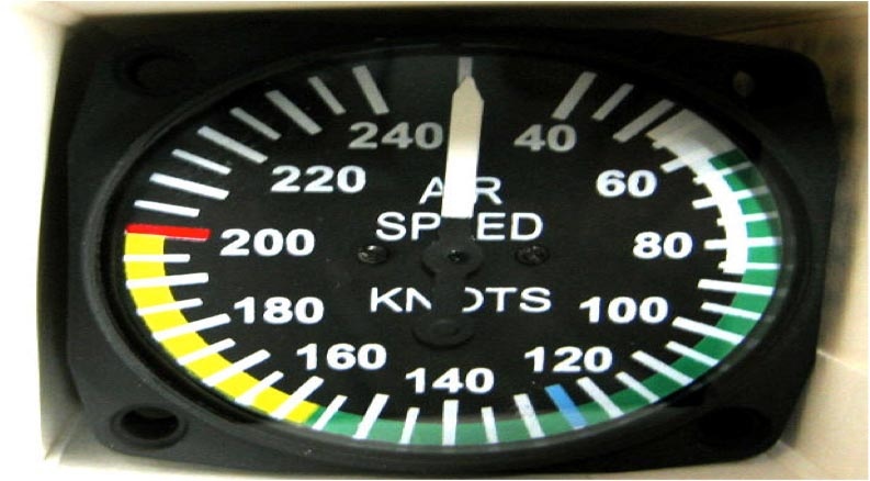Cruise Speed