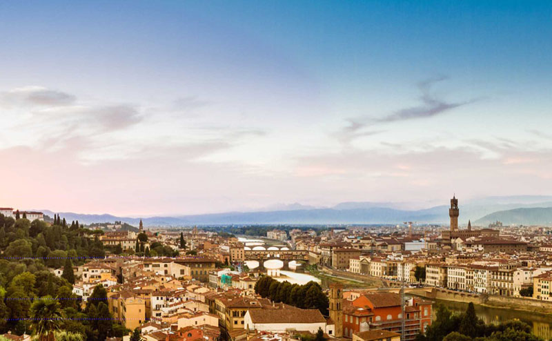 Florence Private Jet Charter