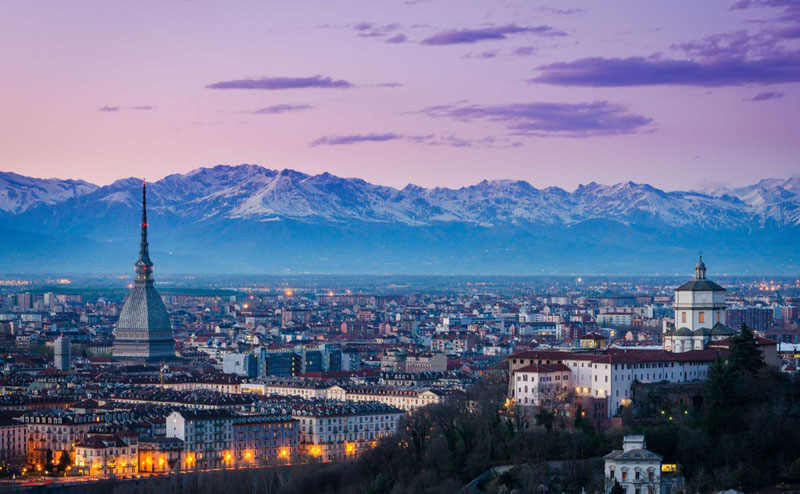 Turin Private Jet Charter